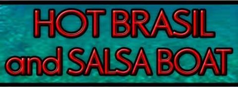 Hot Brasil And Salsa Boat